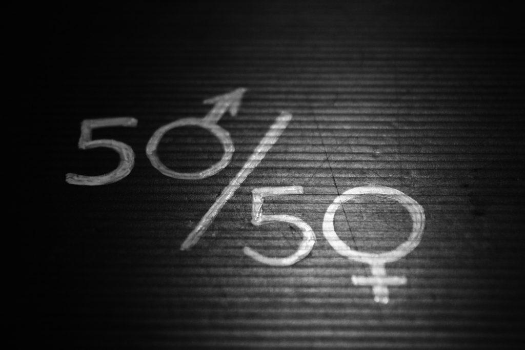 Igualdad hombres mujeres